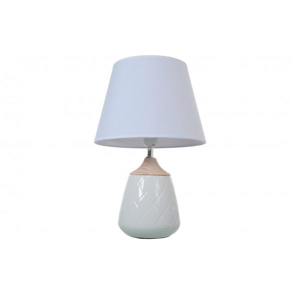 Lampada da tavolo in ceramica 45 cm