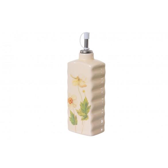Olio e aceto dispenser in ceramica - Evò Collection