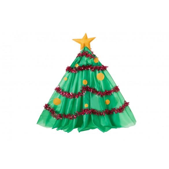 Albero Di Natale 80 Cm.Albero Di Natale Da Appendere 75 Cm X 80 Cm