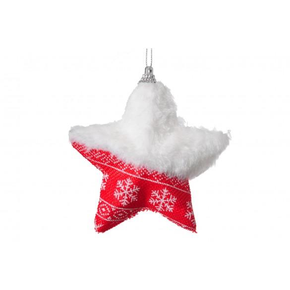 Pendaglio di Natale Stella