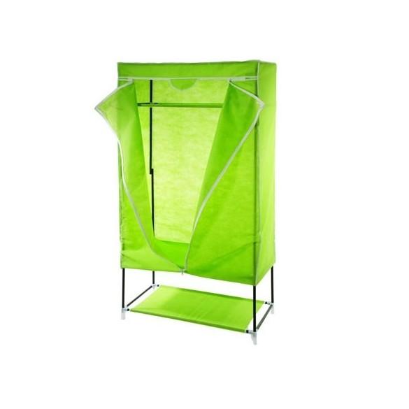 Armadio Plastica Con Cerniera.Armadio Appendiabiti Con Cerniera E Poggiascarpe